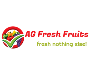 AG Fresh Fruits Logo